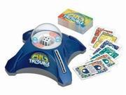 Milton Bradley Big Trouble Game Pop-O-Matic Action with Lights & SFX