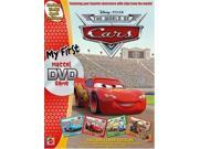 Disney The World of Cars DVD Game Includes 4 Puzzles & Challenges