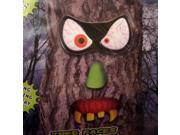 PMG Evil Eyes Tree Faces Spooky Light Up LED Halloween Tree Face Bloodshot
