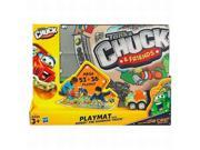 """Tonka Chuck & Friends Mega 53"""" by 36"""" Playmat with Rowdy The Garbage Truck"""