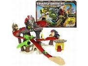 Transformers RPMs Devastator Showdown Track Vehicle Setwith Power Launcher