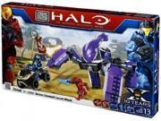 Mega Bloks Halo Anniversary Set 96965 Versus Covenant Locust Attack Building Set