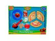 Exclusive Fisher Price SESAME STREET Pizza Party Set (9 piece)