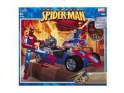Mega Bloks Spiderman Magnetic Spider-Man Vehicle Build 9SIA17543G8205