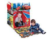 Disney Cars Deluxe Playtown Play Hut Tent Pop Up Playhouse & Detachable Road Pcs