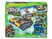Mega Bloks Teenage Mutant Ninja Turtles 2 - Jungle Takedown Construction Set 9SIA1754UJ5559