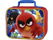 Thermos Lunch Kit, Angry Birds Soft Lunch Box Insulated Kids Lunchbox 9SIV16865W1184