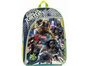 "Teenage Mutant Ninja Turtles """"NYC"""" Movie Backpack Out of The Shadows Back Pack"" 9SIA1755U66960"