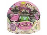 Lil Woodzeez Recycling Crew Diggadillys Raccoon Family Mini Plush Pals 9SIA1755N88870