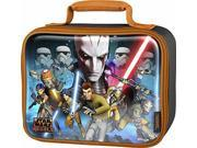 Thermos Soft Lunch Kit, Star Wars Rebels Insulated Lunch Box Kids Lunchbox 9SIA1753GB6167