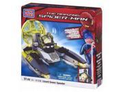 Mega Bloks Amazing Spiderman Lizard Sewer Speeder Building Set 91338 Spider Man 9SIA1750R37694
