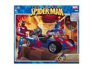 Mega Bloks Spiderman Magnetic Spider-Man Vehicle Build 9SIA17543G8205