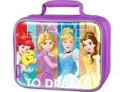 Thermos Soft Lunch Kit, Disney Princesses Insulated Lunchbox 9SIA1755UY6551
