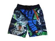 Lego Star Wars Boys Yoda & Darth Vader Swim Trunks Board Shorts 6 9SIA17560N5512