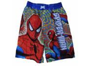 Marvel Spider-Man Toddler Boys Spider Sense Swim Trunks Board Shorts 4T 9SIA17560N5514
