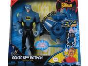 Batman Sonic Spy Action Figure With EXP Power 9SIA1756JC8698