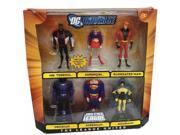 DC Universe Justice League The League United Action Figure Set - 6 Figures 9SIA1756KR3657