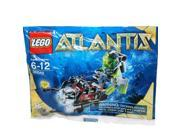 Lego Atlantis Diver and Mini Sub Building Set 36 pcs Model # 30042 Legos