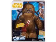 Star Wars FurReal Ultimate Co-pilot Chewie Interactive Plush Toy, 100+ Combos