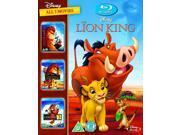 The Lion King Trilogy 1-3 Blu-ray Box Set [Region-Free] 9SIA17C6T70926