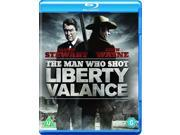 The Man Who Shot Liberty Valance Blu-ray [Region-Free] 9SIAA763UZ4814