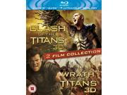 Clash of the Titans / Wrath of the Titans Blu-ray [Region-Free] 9SIAA763UZ5070