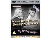 Is Your Honeymoon Really Necessary / My Wife's Lodger Blu-ray [Region-Free] 9SIA17C15C2817