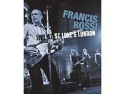 Francis Rossi: Live at St. Luke's London Blu-ray [Region-Free] 9SIAA763UZ5266