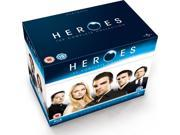 Heroes: The Complete Collection Blu-ray [Region-Free] 9SIA17C18T1892