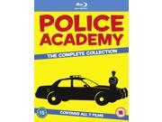 Police Academy: The Complete Collection Blu-ray [Region-Free] 9SIAA763UZ4315