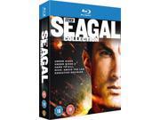 The Steven Seagal Collection Blu-ray [Region-Free] 9SIAA763UZ4935