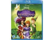 Peter Pan 2: Return to Never Land Blu-ray [Region-Free] 9SIA17C23W8060