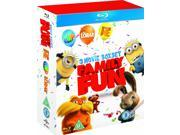 Hop/Despicable Me/Dr. Seuss/The Lorax Blu-ray [Region-Free] 9SIA17C23W8087