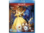 Beauty and the Beast 3D Blu-ray [Region-Free]