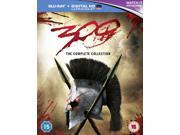 300: The Complete Collection Blu-ray [Region-Free] 9SIA17C3593168