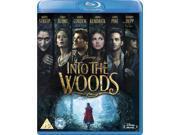 Into the Woods Blu-ray [Region-Free] 9SIA17C3KR1855