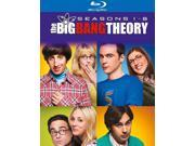 The Big Bang Theory: Seasons 1-8 Blu-ray [Region-Free] 9SIA17C3KR1819