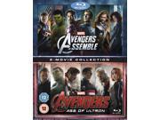 Avengers Age of Ultron / Avengers Assemble Blu-ray [Region-Free] 9SIA17C3KR1831