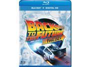 Back to the Future Trilogy Blu-ray [Region-Free] 9SIA17C3KS7721