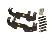 50040 Reese Quick Install Fifth Wheel Hitch Brackets Dodge Ram