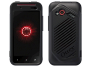 OtterBox Commuter Case for the HTC DROID Incredible 4G LTE ADR6410 (Black/Black)