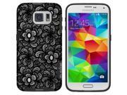 M-Edge - Glimpse Case for Samsung Galaxy S6 in Black Lace