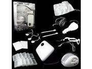 KMD - 25in1 Players Pak Bundle for DS Lite - White