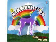 Narwhalicorn Half Unicorn - Half Narwhal Majestic and Bendable 9SIAD245DZ9752