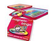 Magnetic Bingo Travel Game