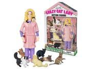 Accoutrements Crazy Cat Lady Action Figure Set 9SIA0191GP0047
