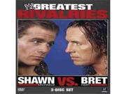 WWE:SHAWN MICHAELS VS BRET HAR
