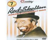 RED SKELTON-AMERICAS FUNNIEST MAN (DVD)                       NLA