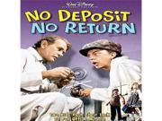 NO DEPOSIT NO RETURN(DVD)