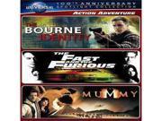 Action Adventure Spotlight Collection (Dvd) (3Discs/Ws) 9SIAA763XB9456